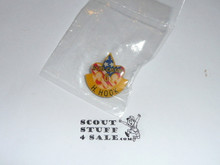 2001 National Jamboree Hook Subcamp Pin