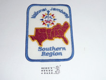 1997 National Jamboree Southern Region Patch