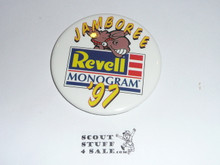 1997 National Jamboree Revell Button