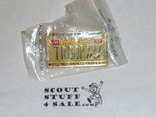 1989 National Jamboree Western Los Angeles County Council Contingent Pin