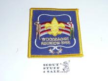 1985 National Jamboree Woodbadge Reunion Patch