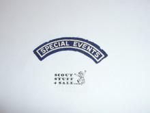 1937 National Jamboree SPECIAL EVENTS Segment