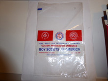1960 National Jamboree Specimens Bag, also used at the trading post