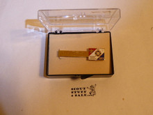 1977 National Jamboree Tie Clip
