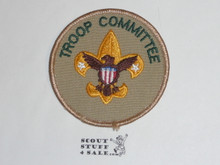 Troop Committee Patch (TC5), 1990-current