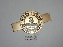 1960 National Jamboree Region 2 Neckerchief Slide, MINT condition