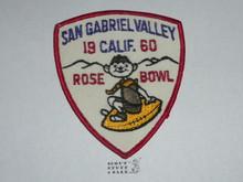 1960 National Jamboree JSP - San Gabriel Valley Council
