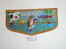 Order of the Arrow Lodge #578 Hasinai s9 75th OA Anniversary Flap Patch