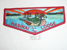 Order of the Arrow Lodge #578 Hasinai s34 Flap Patch