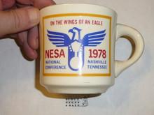 National Eagle Scout Association (NESA) 1978 National Conference Mug
