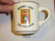 Schiff Scout Reservation Mug, National Camp School