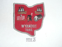 Wyandot Trail Hike Patch