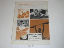 Toughen Up Boys' Life Reprint #BL-46, 7-62 Printing