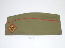 1960's Boy Scout Hat, Medium, 6 3/4 - 6 7/8, used