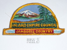 1967 Boy Scout World Jamboree & 1969 National Jamboree - Inland Empire Council JCP