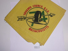 Squanto Council Neckerchief, OLD