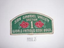 1964 National Jamboree JSP - San Gabriel Valley Council