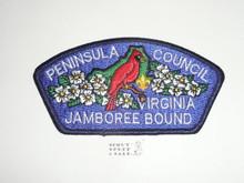 1989 National Jamboree JSP - Peninsula Council