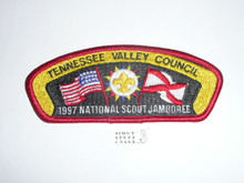 1997 National Jamboree JSP - Tennessee Valley Council
