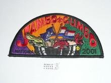 2001 National Jamboree JSP - Unknown Louisiana Council JSP