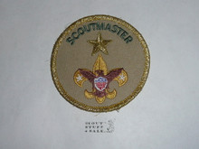Scoutmaster Patch (SM), Special 2010 issue