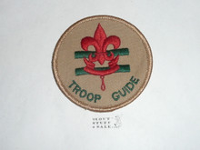 Troop Guide Patch - 1989 - Present (TG1), sewn
