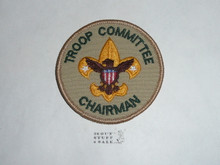 Troop Committee Chairman Patch, 1989-Present