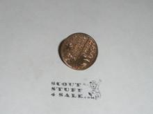 1969 National Jamboree Pin, gold color