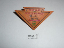 Order of the Arrow Lodge #388 Tuckahoe NEAL Neckerchief Slide