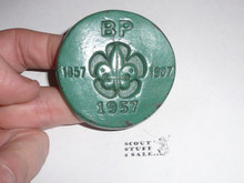 1957 Baden Powell TORCHY Neckerchief Slide