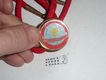 Wonderful World of Scouting Bolo Tie