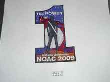 National Order of the Arrow Conference (NOAC), 2009 Patch