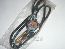 National Order of the Arrow Conference (NOAC), 1973 Bolo Tie, Black Cord