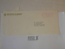 1973 Boy Scout National Headquarters Envelope