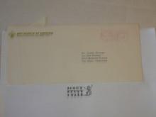 1973 Boy Scout National Headquarters Envelope