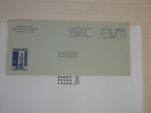 1964 Boy Scout Headquarters Envelope