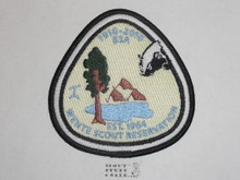 Wente Scout Reservation Patch, 2010