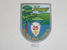 Woodruff Scout Reservation Patch, Atlanta Area Council, 2004