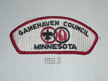 Gamehaven Council sa2 CSP 1977 NJ JSP