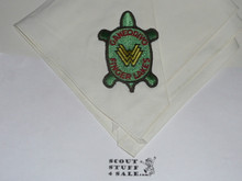 Order of the Arrow Lodge #417 Ganeodiyo x1 Patch on Neckerchief