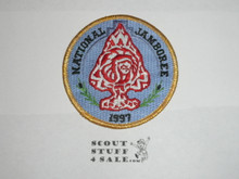 1997 National Jamboree Order of the Arrow Patch