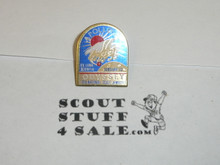 1989 National Jamboree Subcamp 13 Pin