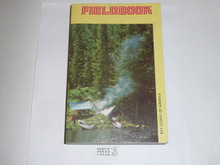 1977 Boy Scout Field Book, Second Edition, December 1977 Printing, MINT condition