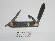 Cub Scout Knife, Camillus, Used, C003