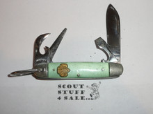 Girl Scout Knife, Kutmaster Manufacturer, Like new, GS009