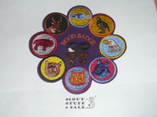 Wood Badge Patrols Jacket Patch