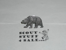 Wood Badge Bear Patrol Pin - Scout