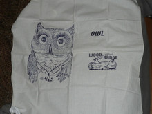 Wood Badge Owl Patrol Flag