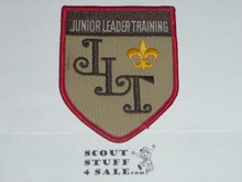 Junior Leader Training Shield Patch