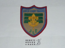 Junior Leader Training Shield Patch #2
